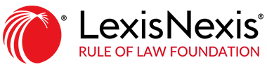 LexisNexis Rule of Law Foundation Logo